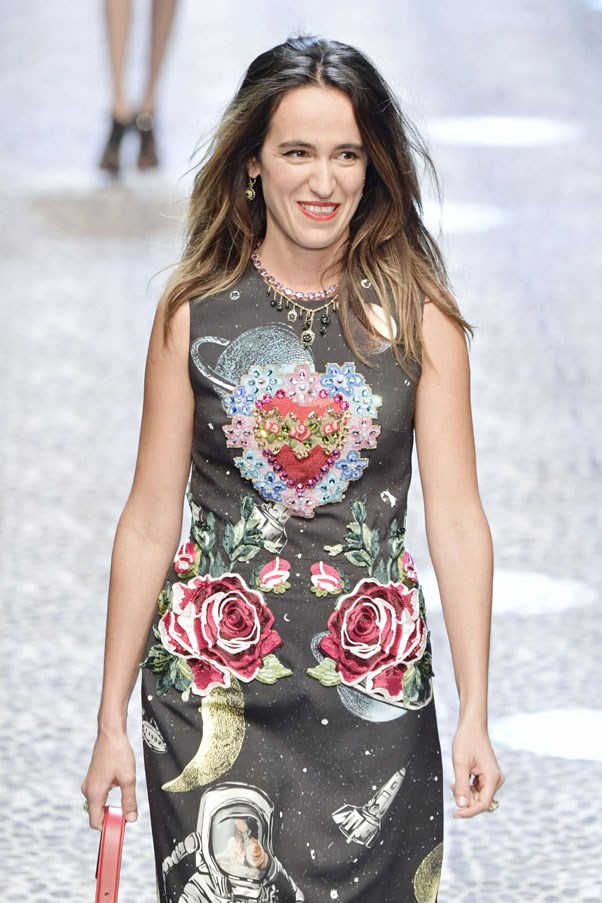 <p><strong>Coco Brandolini</strong> <p>The head of Dolce & Gabbana's couture house, Coco is technically a countess in Italy and a Princess in Brazil. Cool.