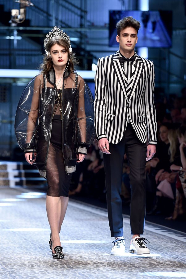 <p><strong>McKinley Hill and Chase Hill</strong> <p>Based in Colorado, they're the little brother and sister of rising supermodel Taylor Hill.