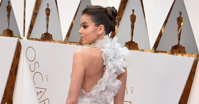 "<em>ELLE</em> rounds up six dresses from the <a href=""http://www.elle.com.au/news/celebrity-news/2017/2/where-to-watch-the-oscars-on-tv-in-australia/"">89th Academy Awards</a> <a href=""http://www.elle.com.au/fashion/celebrity-style/2017/2/short-dresses-trend-oscars-2017/"">red carpet</a> that are even more stunning from the back."