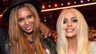 Beyonce Lady Gaga