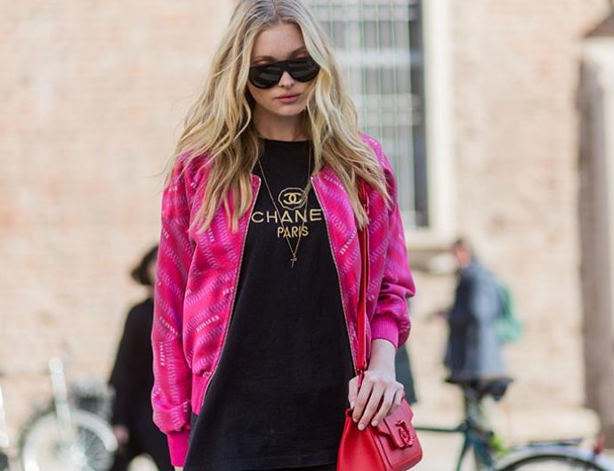 Logo Jumpers Trend Street Style