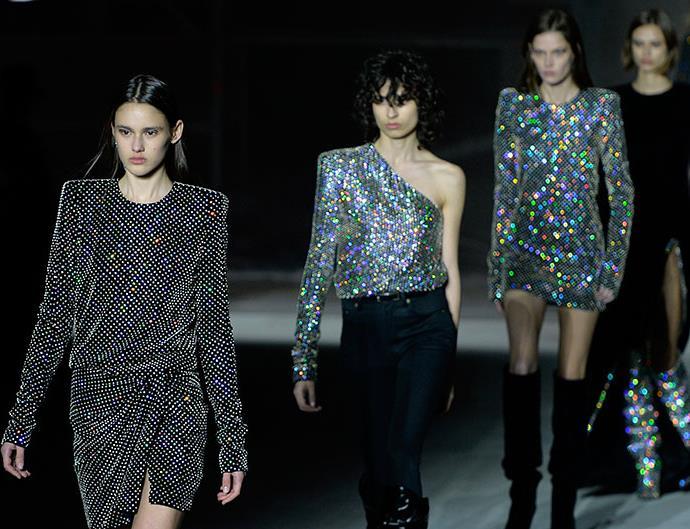 Aleyna FitzGerald Paris Fashion Week
