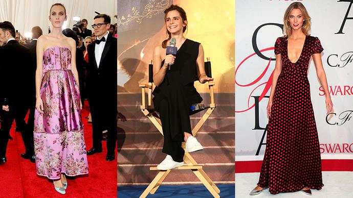Here, we celebrate all the times A-listers made a convincing case for flats on the red carpet.