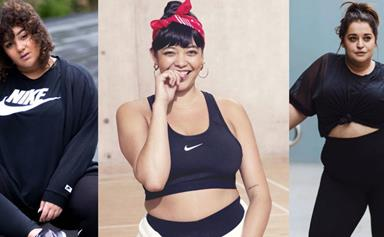 Nike Launches Its First Plus-Size Line