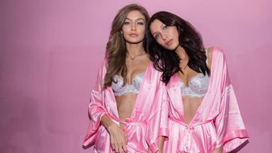 Gigi Hadid And Bella Hadid Talk Looking After Their Mental Health