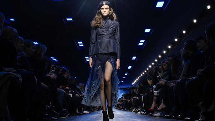 dior paris fashion week