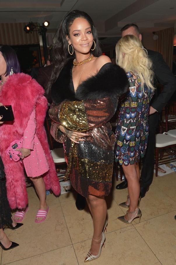 <p>Rihanna at The Daily Front Row 'Fashion Los Angeles Awards' 2015