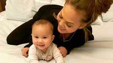 Chrissy Teigen Opens Up About Suffering From Postpartum Depression In Powerful Essay