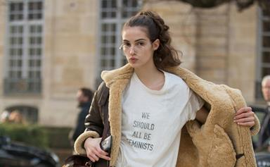 12 Chic Feminist T-Shirts To Buy (That Support Women's Charities)