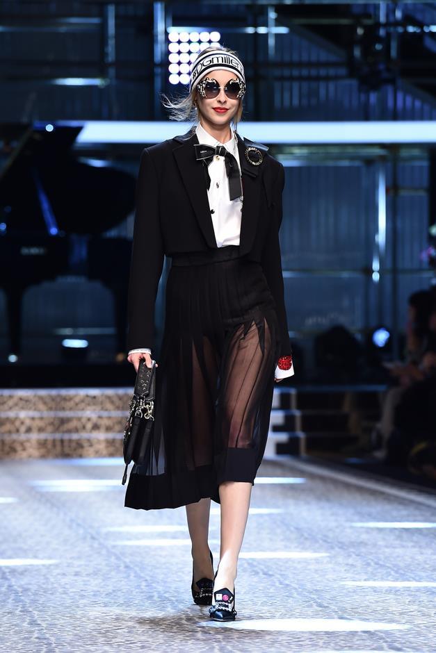 Dolce & Gabbana autumn/winter '17