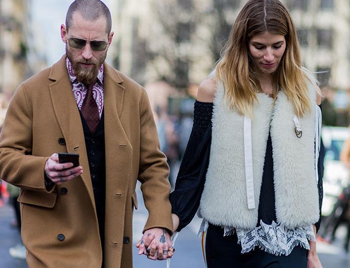 Street Style Couple