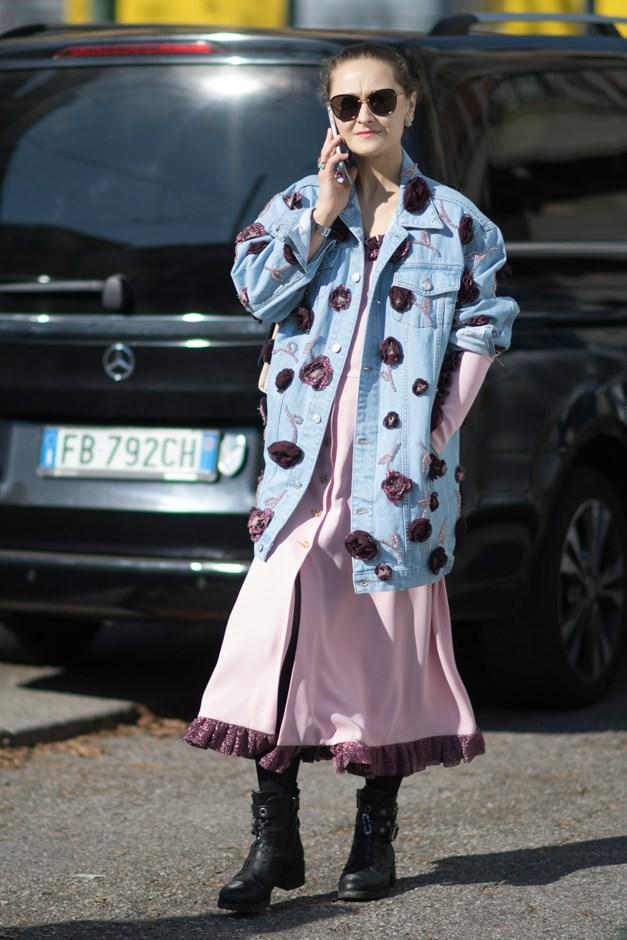 <p><em>Embroidered jackets</em><p> We blame Gucci.