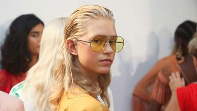 All The Must-See Moments From ELLE's VAMFF Runway Show