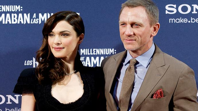 **Daniel Craig and Rachel Weisz** <br><br> Daniel and Rachel married in 2011 in front of just four people in New York, one of whom was Rachel's five-year-old son. No wonder no details escaped.