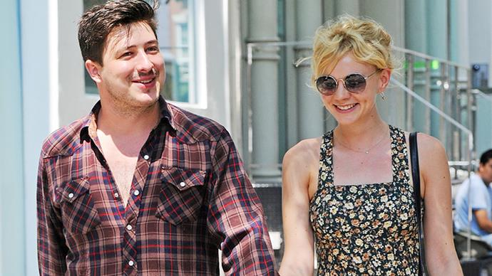 "**Carey Mulligan and Marcus Mumford** <br><br> Considering they have one of the <a href=""http://www.elle.com.au/news/celebrity-news/2016/10/how-celebrity-couples-met/carey-mulligan-and-marcus-mumford/"">cutest-ever Hollywood meeting stories</a>, we're not mad we never got any details from their 2012 wedding."