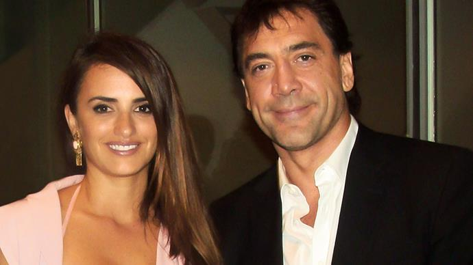 **Penélope Cruz and Javier Bardem** <br><br> Penelope and Javier married in 2010 in the Bahamas at a private residence. That's one way to keep things under wraps.