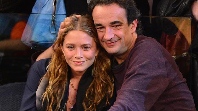 **Mary-Kate Olsen and Olivier Sarkozy** <br><br> Although we have disjointed details of bowls of cigarettes and phone-bans, we know very little about their 2015 wedding.