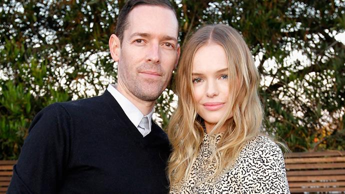 **Kate Bosworth and Michael Polish** <br><br> These two are pretty low-key, so we're not surprised that they snuck off.
