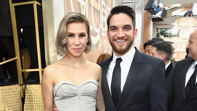 **Zosia Mamet and Evan Jonigkeit** <br><br> Zosia and Evan tied the knot in 2016, but we still don't know any concrete details.