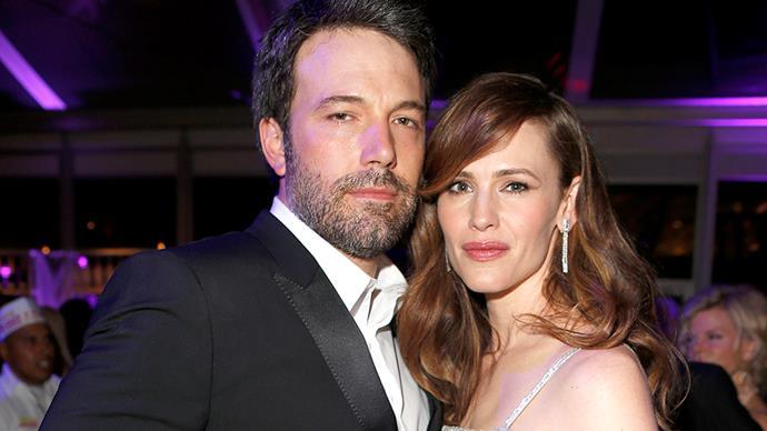 **Ben Affleck and Jennifer Garner** <br><br> Bennifer 2.0 kept pretty mum on their big day.