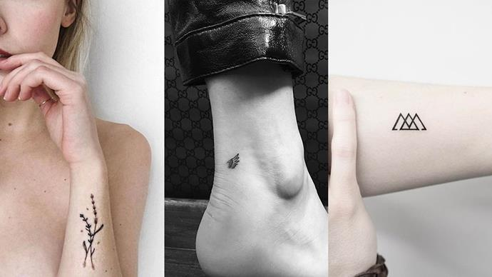 <p>Considering a delicate tattoo to either start or add to your collection? Follow these Instagram accounts to get started.