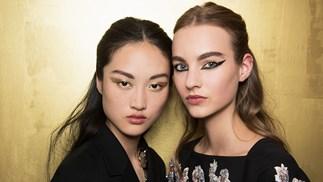 models glitter