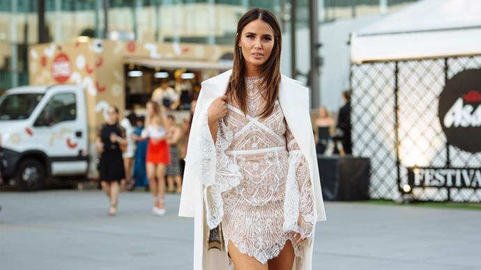 """We round-up 10 of the best street style shots from the Virgin Australia Melbourne Fashion Festival.<br><br> Images: <a href=""""http://www.stylesnooperdan.com/"""">Stylesnooperdan</a>"""