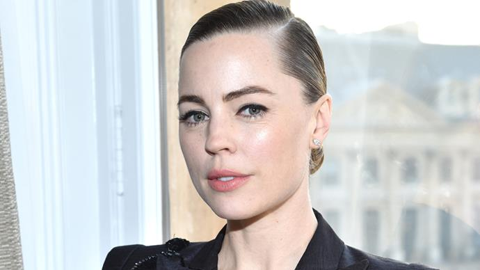 Melissa George in Paris