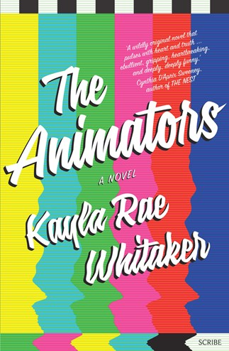 The Animators - Kayla Rae Whittaker
