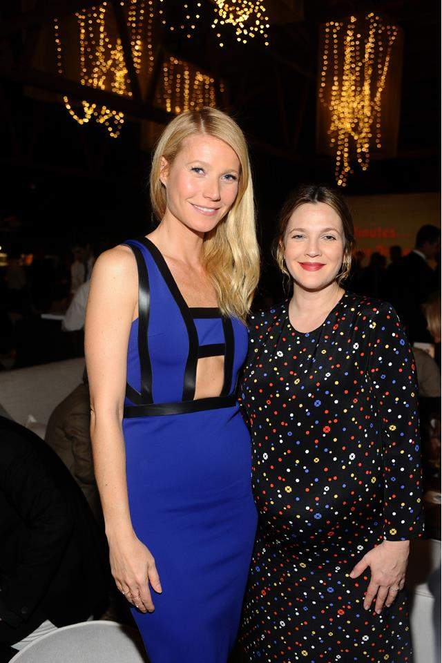 <p><strong>Gwyneth Paltrow and Drew Barrymore</strong><p> The actresses have been close friends for a long time, even sharing a much-talked-about make-up free selfie in late 2016 during a girlfriends' mountain-climbing trip. Apparently, the fact that they've both dated Luke Wilson—Paltrow in 2001, after they filmed The Royal Tenenbaums together, and Barrymore for several years in the late '90s—didn't bother them at all.