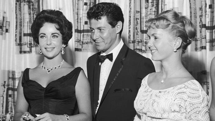 <p><strong>Elizabeth Taylor and Debbie Reynolds</strong><p> In this infamous story of two friends dating the same guy, Reynolds and her then husband Eddie Fisher were friends with Elizabeth Taylor and her husband Mike Todd. When Todd died in a plane crash and Taylor was widowed, Taylor and Fisher grew closer, culminating in Fisher divorcing Reynolds to marry the Cleopatra star. It caused a huge scandal but Reynolds eventually forgave Taylor.