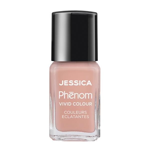 """JESSICA NAILS PHENOM NAIL VARNISH IN FIRST LOVE <br><br> One of the most sophisticated demi-opaque shades out there, Jessica's First Love has the knack of making hands look elegant and clean - and that's because the magnolia pink undertones imitate those found in almost all nails. <br><br> <a href=""""https://www.jessicanails.com.au/product-category/nudes-french/"""">Jessica Nails, $18</a>"""