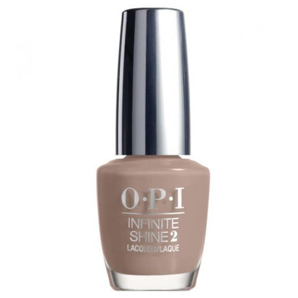 """O.P.I NAIL POLISH IN I SENSATIONALLY TAN <br><br> For nails that are less than pretentious, opt for one of O.P.I's most classic tan tones. The oh-so-glossy effect makes for such a luxurious finish and one slick is enough to yield full coverage. <br><br> <a href=""""http://shop.davidjones.com.au/djs/en/davidjones/infinite-shine"""">David Jones, $23</a>"""