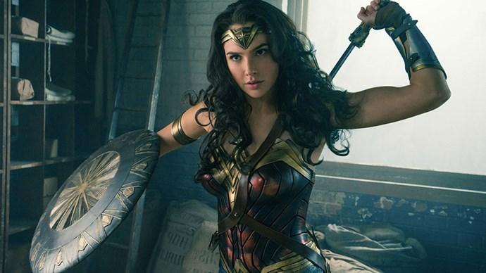 Should Wonder Woman Have Underarm Hair