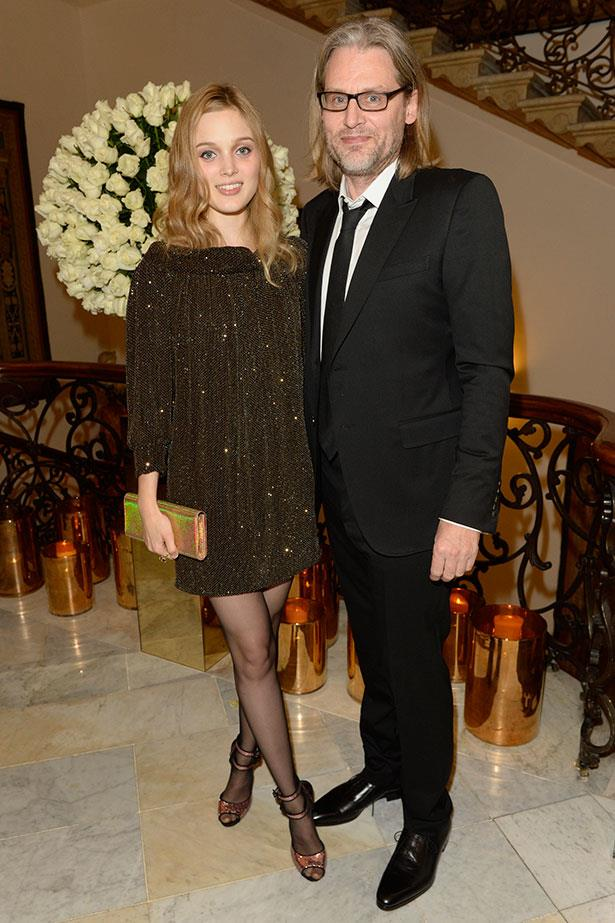 <p> **Bella Heathcote, 32, and Andrew Dominik, 52.** <p> Difference: 21 years.