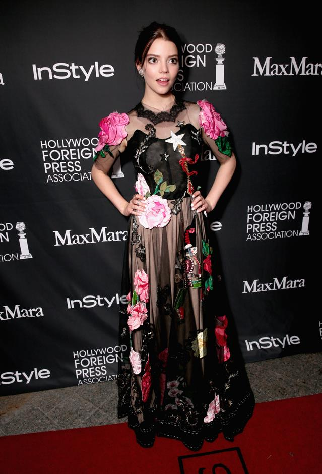 Flower-y Dolce & Gabbana.