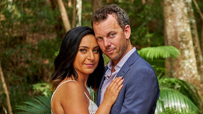 Married at First Sight Simon and Alene