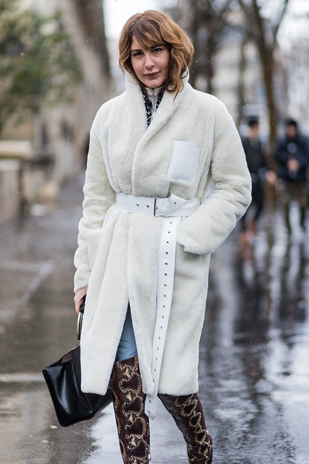 Paris fashion week, A/W '17