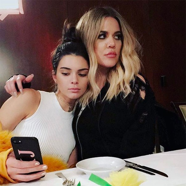 """<p><strong>Kendall Jenner</strong> <p>Instagram: <a href=""""https://www.instagram.com/chaos/"""">@chaos</a>"""