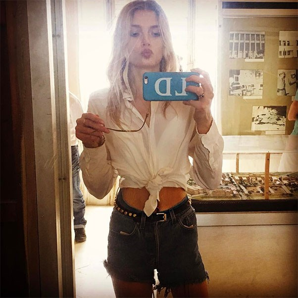 """<p><strong>Lily Donaldson</strong> <p>Instagram: <a href=""""https://www.instagram.com/chaos/"""">@chaos</a>"""