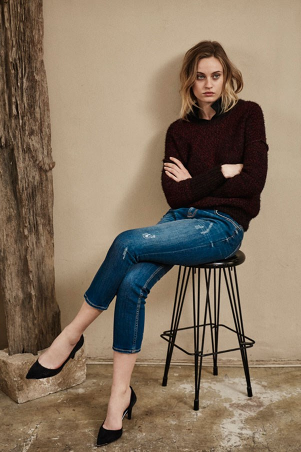 """<p><strong>2. <a href=""""http://www.ikks.com/on/demandware.store/Sites-IKKS_COM-Site/en/PreHome-show"""">Ikks</a></strong> <p>Ikks combines urban chic with laid-back designs has strong staple pieces in luxe fabrics such as leather jackets and classic denim, to enable you to nail that effortless French girl style."""