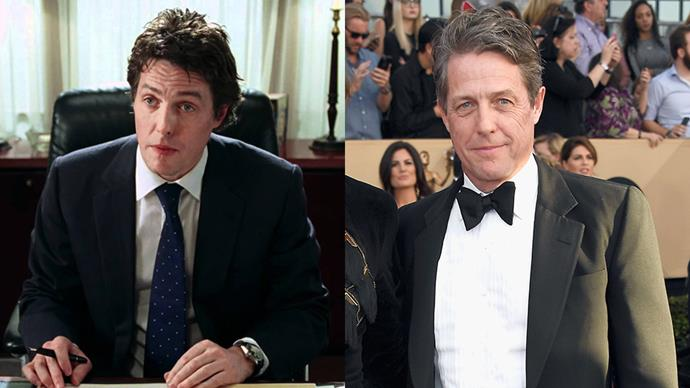 <p><strong>Who:</strong> The Prime Minister of England who fell head over heels for his assistant and couldn't dance to save himself, played by Hugh Grant. <BR><BR> <strong>Where is he now?</strong> Still one of the world's most charming actors, Hugh Grant is currently working on <em>Paddington 2</em>.