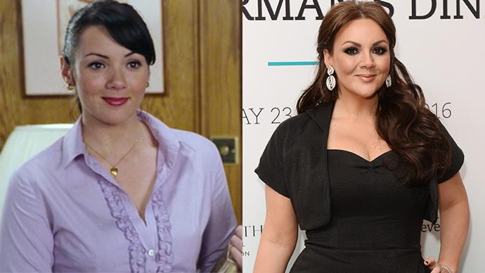 """<P><strong>Who:</strong> The woman who divided countries, Natalie was the Prime Minister's assistant who he ventured to the """"dodgy end of Wandsworth"""" for, played by Martine McCutcheon. <BR><BR> <strong>Where is she now?</strong> After <em>Love Actually</em> Martine appeared in quite a few TV shows, such as <em>Midsomer Murders</em>, <em>Echo Beach</em> and <em>The English Harem</em>, as well as publishing her first novel, <em>The Mistress</em>."""