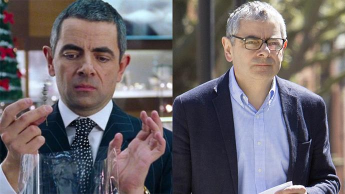 <p><strong>Who:</strong> The shop assistant who almost cost a man his marriage with his extreme wrapping skills, played by Rowan Atkinson. <BR><BR> <strong>Where is he now?</strong> Best known for playing Mr. Bean, Atkinson has gone on to star in a few other movies and TV series but, let's be honest, he'll always be the Bean.