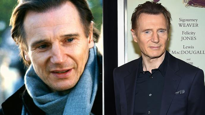 """<p><strong>Who:</strong> The grieving widower who helped his stepson get the girl, played by Liam Neeson. <BR><BR> <strong>Where is he now?</strong> """"I will find you, and I will kill you."""" Need we say more?"""