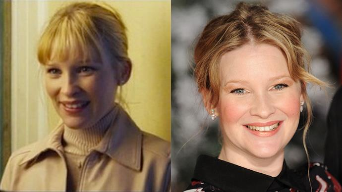 <p><strong>Who:</strong> The cute-as-hell body double named Just Judy, played by Joanna Page. <BR><BR> <strong>Where is she now?</strong> After <em>Love Actually,</em> Joanna starred in <em>Doctor Who</em> before becoming the voice of Oopsy on <em>Q Pootle 5</em>.