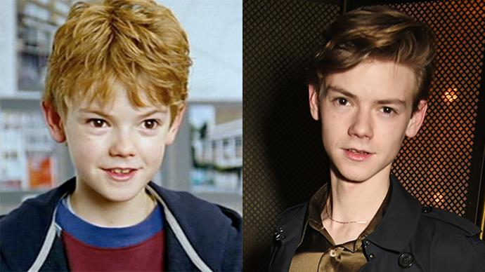 <p><strong>Who:</strong> The lovesick school kid who learnt how to play the drums to impress his girl, played by Thomas Brodie-Sangster. <BR><BR> <strong>Where is he now?</strong> Now 26, Sangster is best known for playing Jojen Reed on <em>Game of Thrones</em> and for starring in the <em>Maze Runner</em> trilogy.