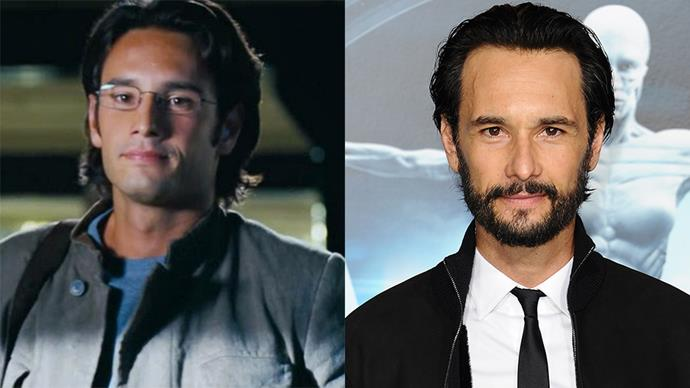 <p><strong>Who:</strong> Karl, the world's most attractive man, played by Rodrigo Santoro. <BR><BR> <strong>Where is he now?</strong> This Brazilian babe has starred in <em>300, Focus</em> and <em>Westworld</em>.