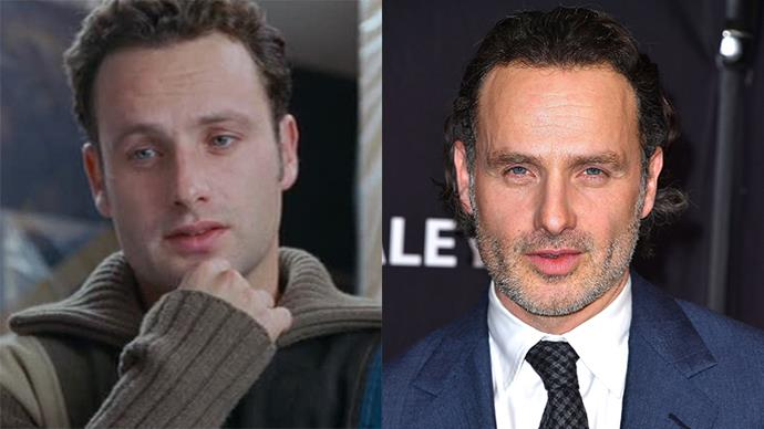 <p><strong>Who:</strong> Mark, just the worst guy ever, played by Andrew Lincoln. <BR><BR> <strong>Where is he now?</strong> Lincoln is now best known not for shitting on his best friend, but for starring in popular AMC series <em>The Walking Dead.</em>