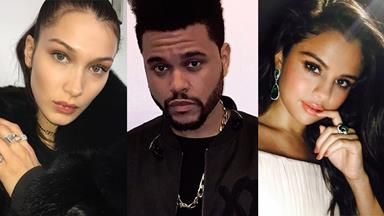 Selena Gomez And The Weeknd Just Unfollowed Bella Hadid On Instagram